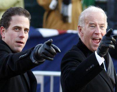 Младший сын вице-президента США Хантер Байден вылетел из резерва ВМС за наркотики