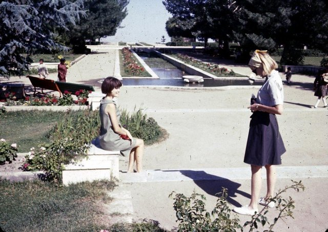 Афганистан конца 1960-х. Мирная жизнь. ФОТО