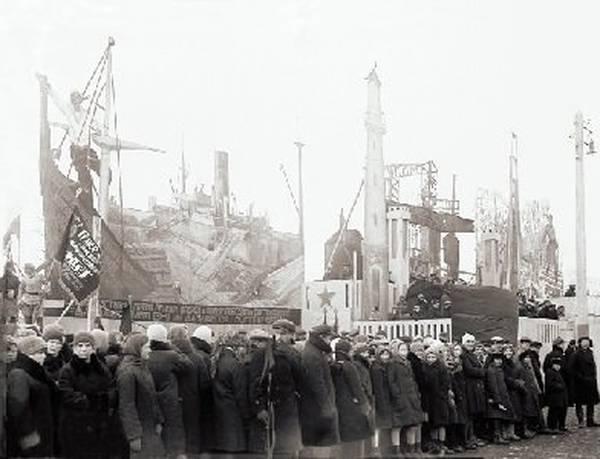 1941 год. Дневник архангельского пенсионера Паршинского