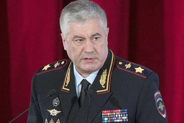 Владимир Колокольцев увеличил свой доход в 2017 году на треть